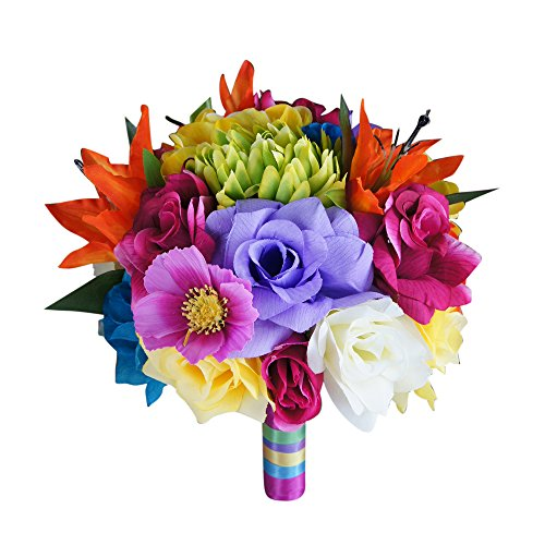 9-Colorful-Wedding-Bouquet-Perfect-for-Rainbow-Wedding-Theme
