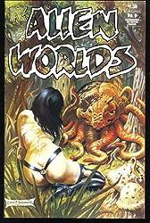 Alien Worlds Vol.1., No.6. February 1984 - comic book