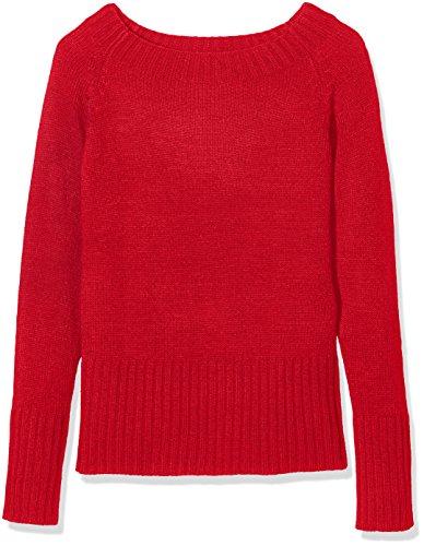 Inside @Stcn34, Jersey para Mujer Rojo (Rojo)