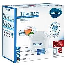 Brita Filtro de agua 100 l para Brita Maxtra+, pack de 12 meses