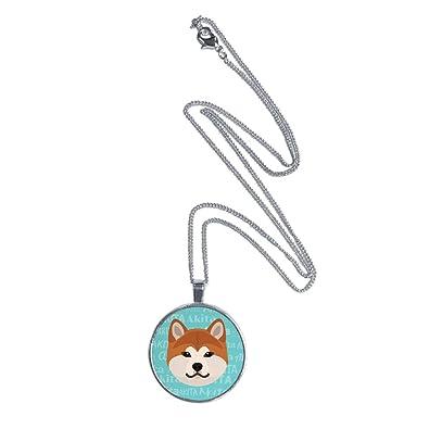 cc944edba113d Amazon.com: Mystic Sloth Dog Breed Specific Pendant Necklace with 18 ...