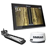 Simrad 12-inch Chartplotter and Radar