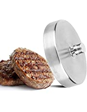 Detachable Hamburger Burger Press Stainless Steel No Rust Hamburger PressTool for Home CookingConvenient and attractive