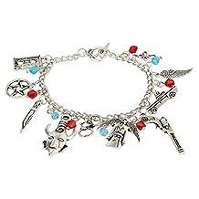 Accessorisingg Supernatural Multiple Charm Bracelet [BR083]