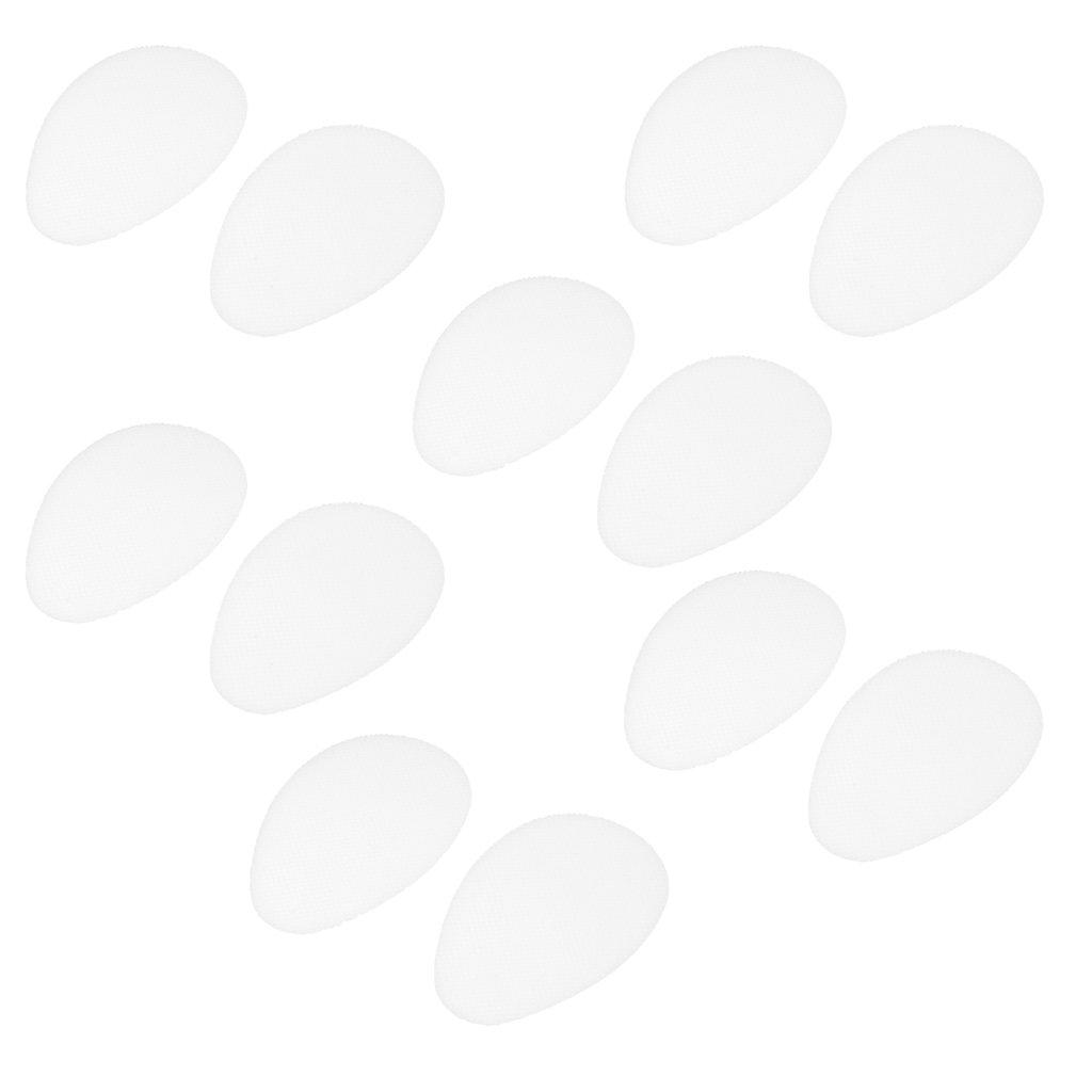 6 Paires Coussin Pad Antidérapant de Chaussure Auto-adhésif pour Semelle Extérieure STK0153000395