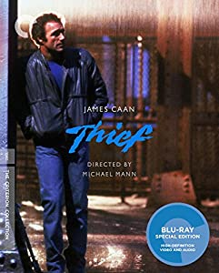 The contemporary American auteur Michael Mann s bold artistic sensibility was already fully formed when he burst out of the gate with Thief, his debut feature. James Caan (The Godfather) stars, in one of his most riveting performances, as a n...