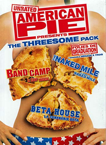 American Pie Presents: The Threesome Pack (Band Camp / The Naked Mile / Beta House) (Nussbaum Outlets)