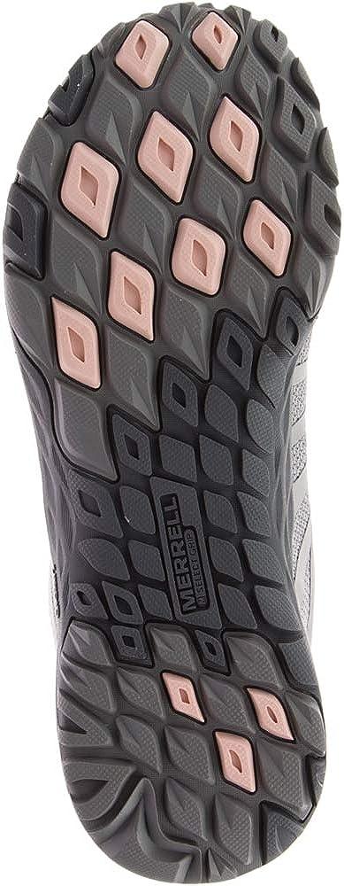 Merrell Siren Edge Q2 Waterproof, Stivali da Escursionismo Donna Frost