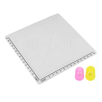 Festnight - Lápiz de impresión 3D (silicona suave, 2 tapas de dedo ...