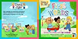 Emma and Egor First Words Book 2: Infants and Toddlers Learn Sign Language