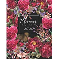 2020 Planner Daily and Monthly: Planner Daily  Weekly Monthly A Year 365 Daily 52 Week  Goal year Calendar Academic Schedule Organizer Journal ... Daily Weekly Monthly 2020) (Volume 4)