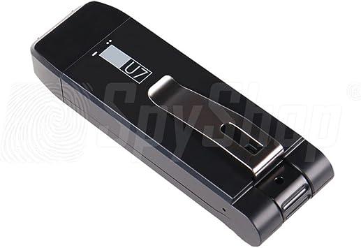 Zuverlässige Getarnte Minikamera Mit Bewegungsmelder Und Ton Aufzeichnung Auf Micro Sd Speicher Esonic Cam U7 Spionage Kamera Sieht Wie Usb Stick Aus Cmos Matrize Baumarkt