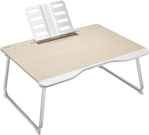 Mesita de noche / mesa portátil plegable con patas plegables ...