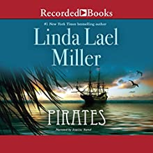 Pirates Audiobook by Linda Lael Miller Narrated by Jeanine Bartel