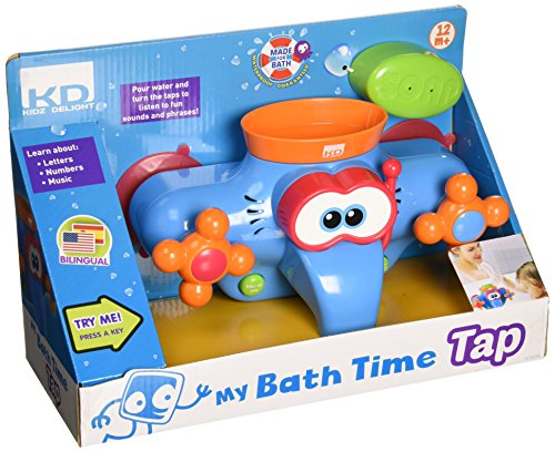 Taps Bath Taps (Kidz Delight My Bath Time Tap Toy)