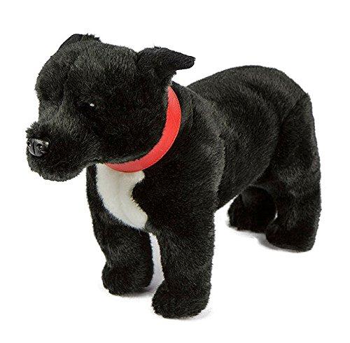 Bocchetta Plush Toys Staffordshire Terrier Standing Small St