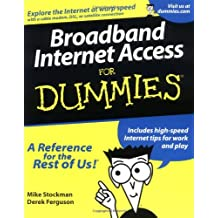 Broadband Internet Access For Dummies