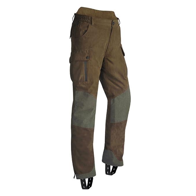 Carron línea Verney-Pantalón de Caza línea Verney Carron Ibex: Amazon.es: Ropa y accesorios