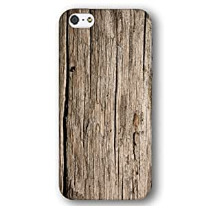 Weathered Barn Door Drift Wood Pattern iPhone 5 and iPhone 5s Slim Phone Case