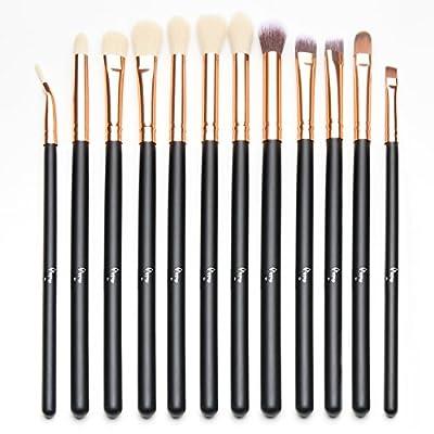 Qivange Eye Makeup Brushes