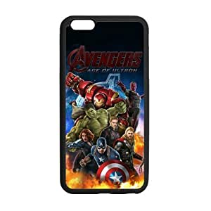 the Case Shop- Avengers 2 Avengers2 Age of Ultron Super Hero TPU Rubber Hard Back Case Silicone Cover Skin for iPhone 6 Plus 5.5 Inch , i6pxq-572