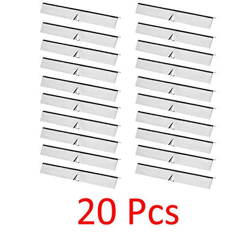 Metal Candle Making Wick holder bar - Pack of 20 pcs- Kare & Kind retail packaging(wick holder bar)