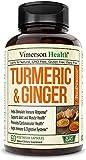 Turmeric Curcumin with Ginger, 95% Curcuminoids