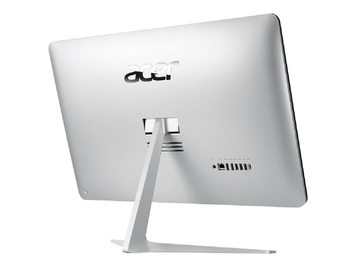 Acer Aspire U27-880 2.70GHz i7-7500U Intel Core i7 di settima generazione 27 1920 x 1080Pixel Touch screen Nero Argento PC All-in-one