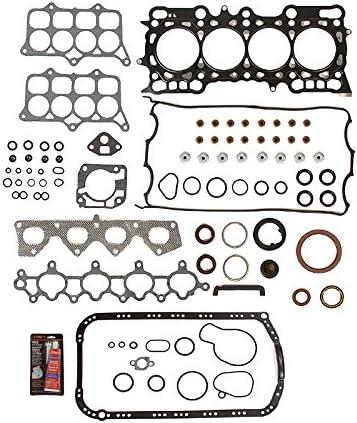 Engine Valve Cover Gasket Set Fel-Pro fits 93-01 Honda Prelude 2.2L-L4