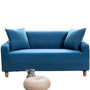 Amazon.com: DULPLAY Funda de sofá elástica, funda de sofá de ...