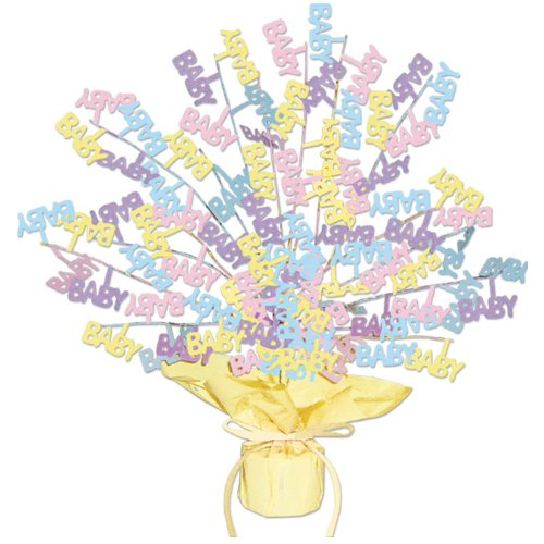 Baby Shower Gleam 'N Burst Centerpiece Party Accessory