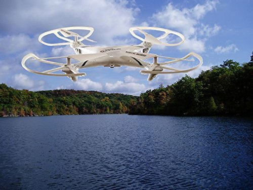 Quadcopter Drone Camera Colorful Lights product image