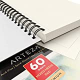 "Arteza 5.5x8.5"" Mixed Media Sketch Book, 3"