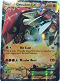 Pokemon - Groudon-EX (XY42) - XY Black Star Promos - Holo
