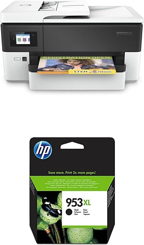 HP Officejet Pro 7720 – Impresora multifunción de formato ancho + ...