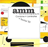 AMM / Combine + Laminates + Treatise '84 (Live at the Arts Club, Chicago)