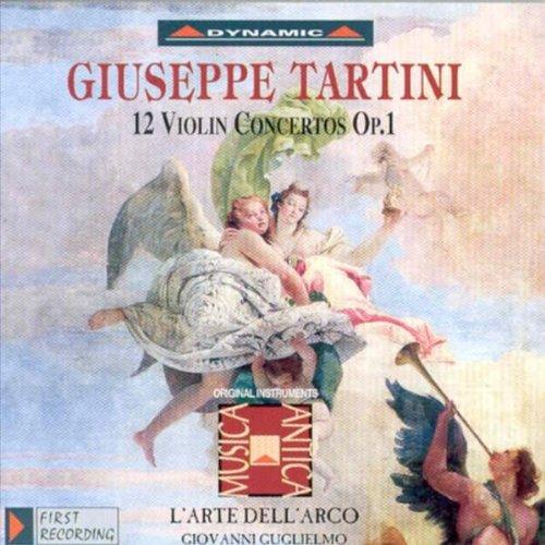 Price comparison product image Tartini: 12 Violin Concertos, Op.1