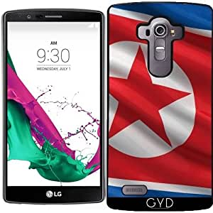 Funda para LG G4 - Bandera De Corea Del Norte by Carsten Reisinger