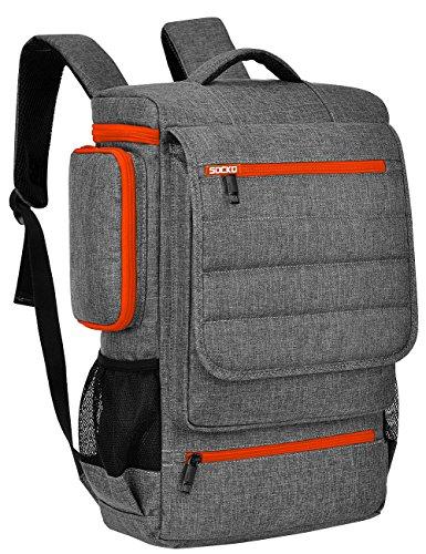 Backpack BRINCH Anti tear Water resistant Knapsack
