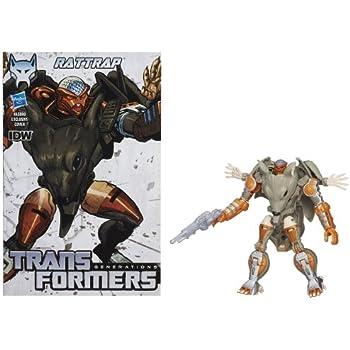 Transformers Generations War Cybertron Voyager Wfc-S25 Soundwave Action Figure