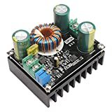 Boost Voltage Converter, Drok 600W 12A Dc Boost Voltage Converter 12~60V To 12~80V StepUp Power Supply Transformer Module Regulator Controller Constant Volt/Amp Car