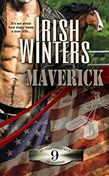 Maverick (In the Company of Snipers Book 9) by [Winters, Irish]