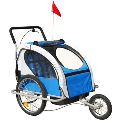 Age Limit Jogging Stroller - 3