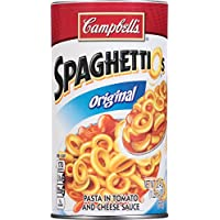 Deals on SpaghettiOs Original, 22.4 Ounce (Pack of 12)