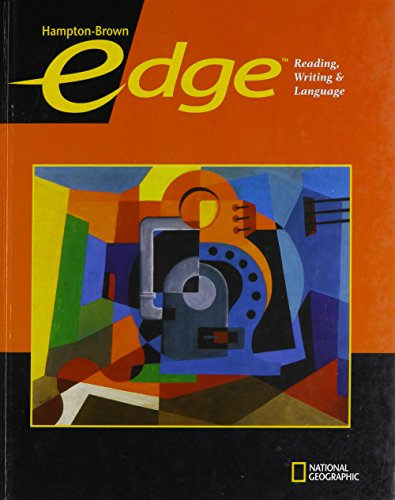 Edge Level A Student Edition (Hampton-Brown Edge: Reading, Writing, & Language ©2009)