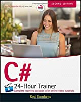 C# 24-Hour Trainer, 2nd Edition Front Cover