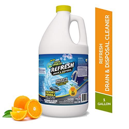 Green Gobbler ''Refresh Garbage Disposal & Drain Cleaner & Deodorizer (1 Gallon) by Green Gobbler (Image #7)