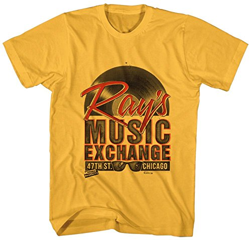 The Blues Brothers- Rays Music Exchange T-Shirt Size S