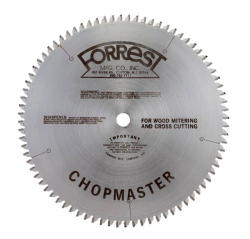 Forrest CM151006100 Chopmaster 15-Inch 100 Tooth ATB Mite...