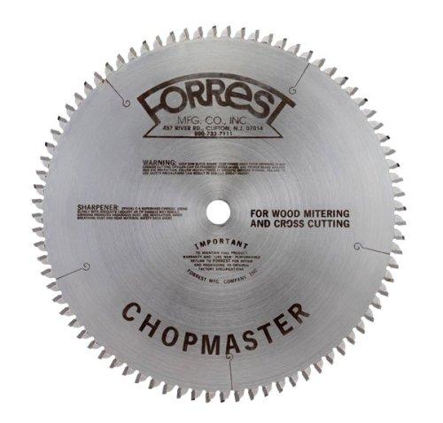 Forrest CM08Q606100 Chopmaster 8-1/4-Inch 60 Tooth ATB Miter